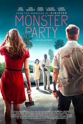 Вечеринка монстров / Monster Party (2018) Blu-Ray Remux 1080p | iTunes