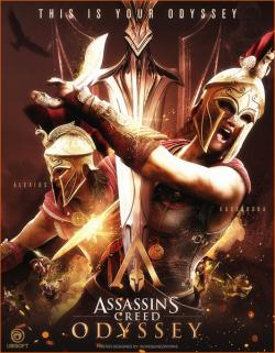 Assassin's Creed: Odyssey - Ultimate Edition (2018, PC)