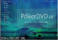 CyberLink PowerDVD Ultra 18.0.2305.62