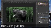 Как создать фото с эффектом матрицы (2017)