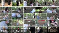 MilanaSmelly HD 720p Dangerous and terrible forest [Femdom, Shitting, Scatting, Domination, Scat Porn, Humiliation, Face Sitting]