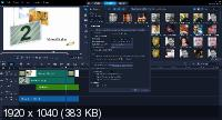 Corel VideoStudio Ultimate 2018 21.4.0.165 + Rus