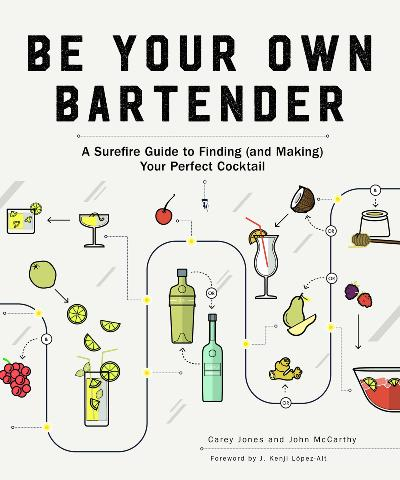 Be Your Own Bartender A Surefire Guide to Finding (and Making) Your Perfect Cocktail