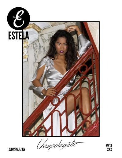 Estela Magazine Fall Winter 2018